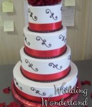 Simple & Elegant Cakes - Wedding Wonderland Cakes in St. Louis ...