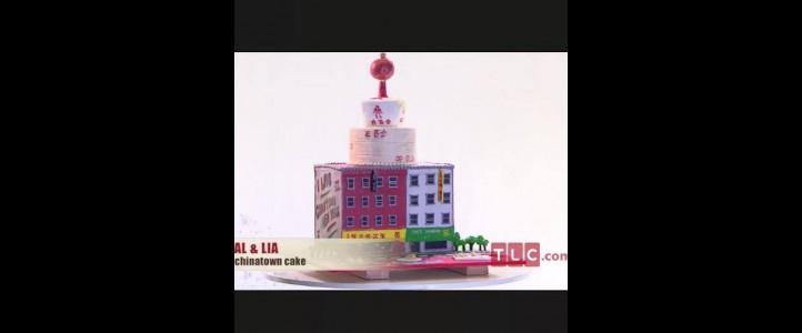 Chinatown Cake