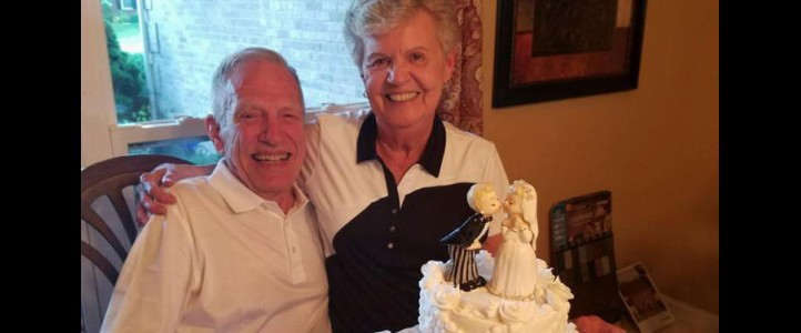 Congratulations to Mary Ann & Roy 60 years!!!