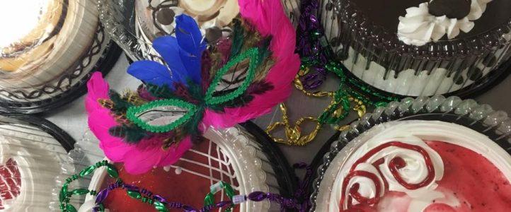 Mardi Gras this Weekend!